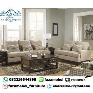 Sofa Ruang Tamu Minimalis Modern Terbaru