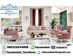 Sofa Mewah Untuk Ruang Tamu